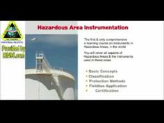 Industrial Instrumentation and Control : Hazardous area instrumentation and control training. Training Software, Electrical Safety, Safety Training, School Life, Oil And Gas, Industrial, High School Life, Industrial Music