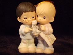 Precious Moments Ornaments-How Can Two Work Together-20'th Anniversary LE #456268