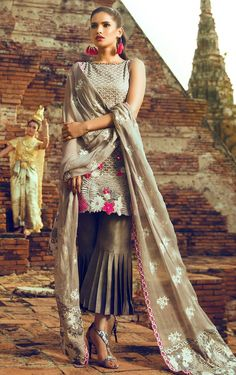 Aishwarya leading Online Sarees and Salwar Kameez Store for buying Indian Sarees, Salwar Kameez, Anarkali Salwar Suits, Lehengas Online, Indain Kurtis Pakistani Couture, Pakistani Outfits, Indian Outfits, Stylish Dresses, Fashion Dresses, Fashion Pants, Sharara Designs, Party Wear Dresses, Indian Designer Wear