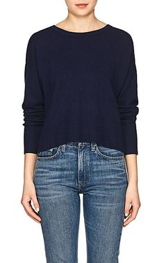 We Adore: The Cashmere Open-Back Sweater from Lisa Perry at Barneys New York
