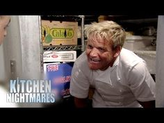 Tatiana Snaps At Waitress For Telling The Truth Kitchen Nightmares