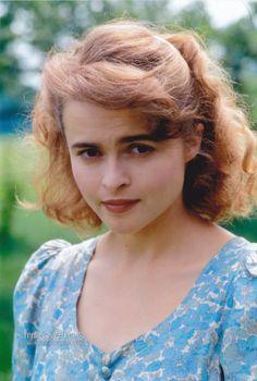 Helena Bonham Carter Photo: HBC in Dark Adapted Eye