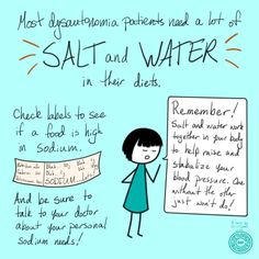 "35 Likes, 2 Comments - Vanessa Matelski (@potsiespoons) on Instagram: ""My second comic with @dysautonomiasc! Sometimes I feel weird looking at the nutrition info to see…"""