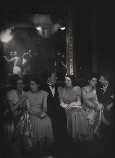Bal a Chartres, c. 1933-34.  Brassaï (1899 – 1984)