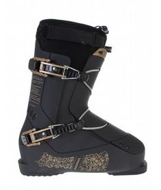 Rossignol SAS FS1 Ski Boots. These boots are cool enough to almost make me want to park ski. Almost.