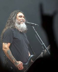 Tom Araya (Slayer, 2015)