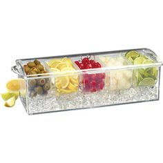 Prodyne Condiments-on-Ice Tray from walmart.com
