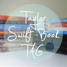Taylor Swift Book TAG! Vem ver os livros que escolhi para cada música da Taylor ;)