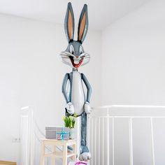 loopdsgn Heliumbefüllter Ballon Bugs Bunny Airwalker