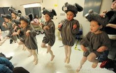 Nutcracker Ballet Costumes | Nutcracker Rehearsal 2011