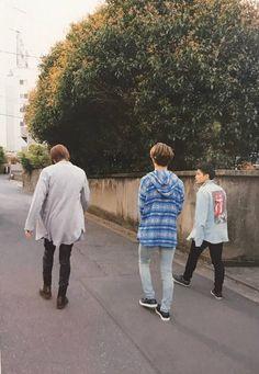 ジャニーズWEST/中間淳太 桐山照史 濱田崇裕
