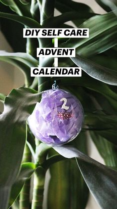 Diy Christmas Ornaments, Diy Christmas Gifts, Christmas Decorations, Cute Home Decor, Thoughtful Gifts, Self Care, Advent Calendar, Diy And Crafts, How To Plan