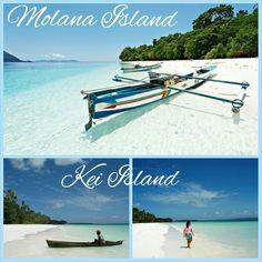 Molana in Saparua-Maluku & Key in Key Island