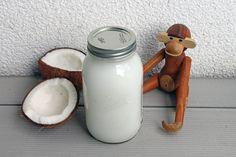 Kokosmilch selber machen | Projekt: Gesund leben | Clean Eating, Fitness & Entspannung