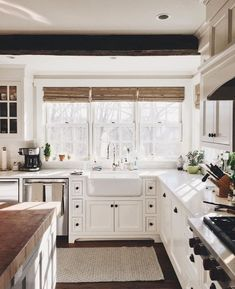 Natural light in your kitchen!