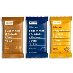 View on Amazon                                                                                         ... http://darrenblogs.com/us/2017/11/21/rxbar-whole-food-protein-bar/