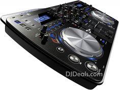 New Pioneer XDJ-AERO Wireless WIFI USB DJ Controller