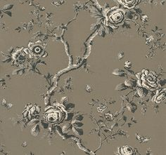 Ashfield Floral wallpaper by Ralph Lauren