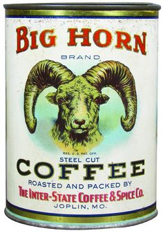 Big Horn Brand Coffee