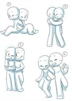 Here are some more cute ychs for couples& friends cuddle cuddle holding you in my arms hey ther, lil moody duy arms around each others SB: 500 & USD AB: 2500 & USDych Please bid . Cartoon Drawings, Cute Drawings, Drawing Templates, Drawings Of Friends, Drawing Expressions, Drawing Base, Drawing Drawing, Drawing Ideas, Art Poses