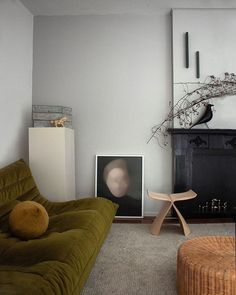 We love a glimpse into the ever evolving home of Zwie Design. Seeing the same objects with new eyes. Living Spaces, Living Room, Love Your Home, Retro Home Decor, Home And Deco, New Blue, New Furniture, Furniture Shopping, Online Home Decor Stores
