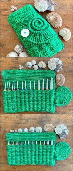 50 Classic Yet Simple DIY Crochet Ideas For You best crochet pouch project Scrap Yarn Crochet, Crochet Mat, Crochet Pouch, Crochet Amigurumi, Wire Crochet, Crochet Gifts, Crochet Simple, Modern Crochet, Unique Crochet