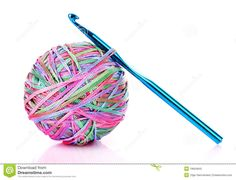 Crochet Hook Stock Photos, Images, & Pictures – (2,294 Images)