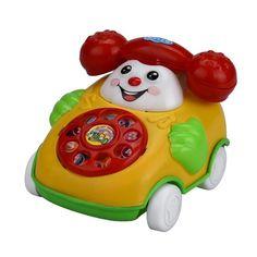 Smile Telefon mit Rädern zum rollen, lernendes Spielzeug