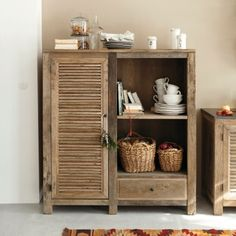#rustic kitchen cabinet