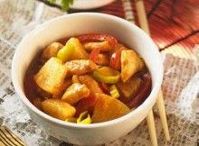 weight watchers pineapple chicken stew recipe