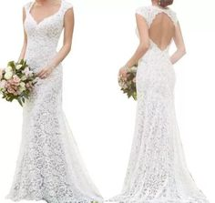 vestido noiva simples festa casamento decote calda vrl 523