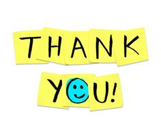Thank You - Words on Yellow Sticky Notes. The words Thank You written on yellow , Thank You Writing, Thank You Notes, Dog Food Recall, Thank You Images, Food Recalls, Strong Words, Attitude Of Gratitude, Employee Appreciation, Time To Celebrate