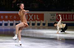 世界フィギュア:浅田と羽生が金の舞 エキシビション - 毎日新聞