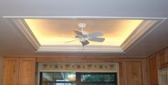 What to do with this recessed light box thing? - Kitchens Forum - GardenWeb