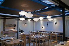 Restaurant Saturne // Paris