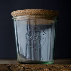 for villagers - weck cork lids