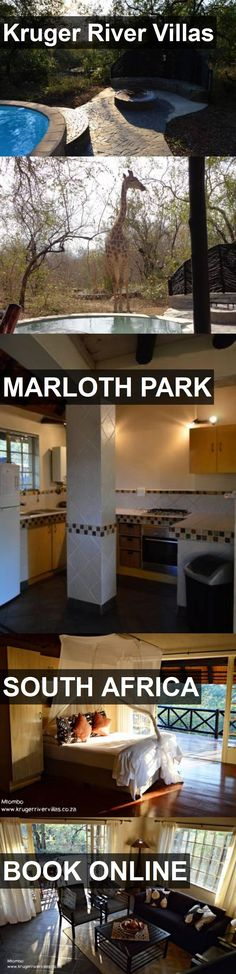 Hotel Kruger River Villas in Marloth Park, South Africa. For more information, photos, reviews and best prices please follow the link. #SouthAfrica #MarlothPark #travel #vacation #hotel