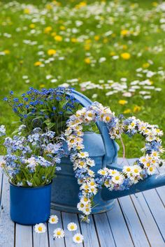 Picture of Flower heart stock photo, images and stock photography. Blue Garden, Summer Garden, Corporate Flowers, Dream Images, Good Morning Flowers, Beach Themes, Spring Time, Daisy, Floral Wreath