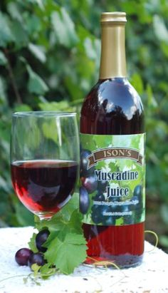 Ison's 100% Muscadine Red Grape Juice >>> Find out more at the image link.