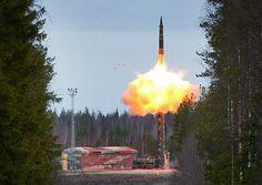 пуск баллистической ракеты - Поиск в Google