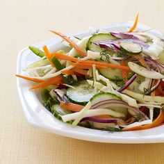 Weight Watchers Recipes with Points | Health Salad (weight watchers - 1 point)