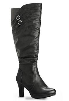 Shea Buckle Boot