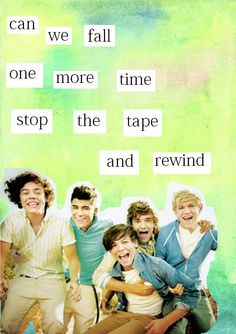 """Day1: I have to tell you about How I found out about One DIrection. I think it was either I was on Youtube and I saw a video on the side of them. Titled """"One DIrection Funny Moments"""" I clicked it because I heard one of my friend's Julianna Chi at school fan girling over them! I almost died laughing. Now here I am today. A directioner going strong;)"""