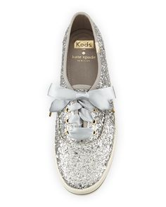 Keds X Kate Spade New York - Champion Glitter - For dancing?