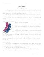 Old Socks -SecondGrade Reading Comprehension Test: Use theinformationin thestorytoanswerthe 5 comprehension questions. Answer Key IsIncluded.    Old Socks-SecondGrade Reading Comprehension Test – Click Here    Information: Second Grade Reading Comprehension. 2nd Grade Reading Comprehension Test Practice Worksheet.