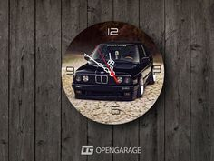 BMW Wall Clock - Home Decor 15,00 US$