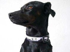 Dog-Smilla Ruhrpott-Kollektion: Das Halsband