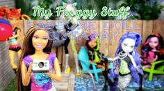 My Froggy Stuff....Fabsome Doll Giveaway