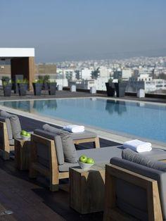 The Met Hotel, Salonicco, 2009 #pool #swimmingpool