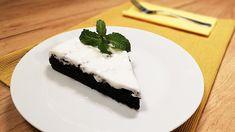 Brownies s tvarohovým krémom (video) Brownies, Cheesecake, Desserts, Food, Cake Brownies, Tailgate Desserts, Deserts, Cheesecakes, Essen